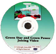 Green Life / Green Power Video Cassette, yours free for a limited time