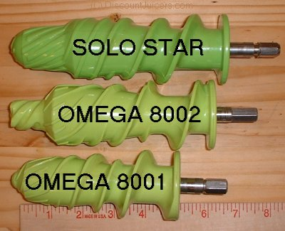Single Augers